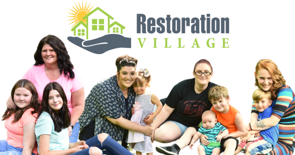 Restoration Village Northwest Arkansas' Faith-Based Long-Term Women's Shelter